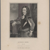 Algernon Sidney. Ob. 1683. From the original in the collection of Sir John Shelley Sidney, Bart.