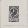 Fr. Cirillus Sieni Provin. Barcinonen Missionarius Apost. et Fami, lia et suis vertutibus conspicuus Eccles. Tri. calensis in part, Insid. Episcopus consecratus Regnante Pio VI.  [L?] M. An. 1784.