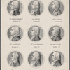 Senators of New York in 1798. Mr. L. Hommidieu, Southern Dt. Mr. Gold, Western Dt. Mr. Jones, Southern Dt. Mr. Cantine, Middle Dt. Mr. Silvester, Middle Dt. Mr. Graham, Middle Dt. Mr. Thompson, Middle Dt. Mr. Sanger, Western Dt. Mr. Phelps, Western Dt.