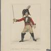 As Baron Munchausen, Mr. Simmons, in Harlequin Munchausen