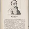 Menno Simons. Geb. 1496, gest. 1561.