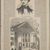 Portrait of Rev. Otis A. Skinner. (From a daguerreotype, by Southworth & Hawes) ; Fifth Universalist Church, Warren Street, Boston.