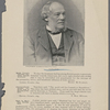 Samuel Smiles. From a photograph copyrighted by Elliot & Fry, London.