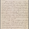 Letter by Theodore Winthrop, May 19, 1855