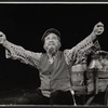 Luther Adler in the stage production Fiddler on the Roof