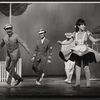 Eydie Gorme and company in the stage production Golden Rainbow