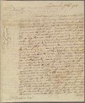 Letter to Jedediah Elderkin