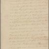 Letter to Robert Livingston, Woodstock