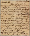 """Letter to """"Brother Tom."""""""