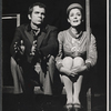 Dean Jones and Susan Browning in the stage production Company