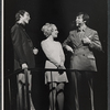 Dean Jones, Merle Louise, and John Cunningham in the stage production Company