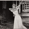 Florence Henderson in the stage production The Girl Who Came to Supper