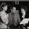 Do I hear a waltz?, rehearsal.