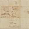 Letter to William Molleson, London