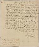 Letter to Julius Funda, Schenectady