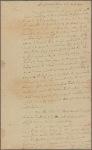Letter to Elias Dayton, Elizabethtown
