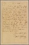 Letter to Robert Lloyd