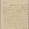 Letter to [Governor George Clinton, New York.]
