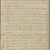 Letter to John Penn [England]