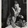 """Gertrude Lawrence in the original 1936 Broadway production of """"Fumed Oak"""" from Noël Coward's play cycle """"Tonight at 8:30."""""""