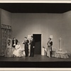 """A scene from the 1939 Noël Coward musical """"Set to Music"""""""