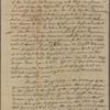 Letter to Col. N. Peabody [Philadelphia?]