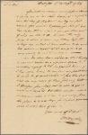 Letter to [Joseph Whipple, Portsmouth, N. H.?]