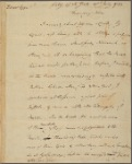 Letter to Samuel B. Gerry, Marblehead, Mass