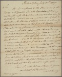 Letter to Alexander Hodgdon, Treasurer of Massachusetts, Boston