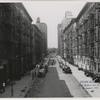Residential street near Central Park