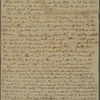 Letter to William Ellery, Newport, R. I