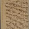Letter to John Laurens, [Philadelphia?]