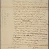 Letter to Gerard Bancker, Treasurer of New York State