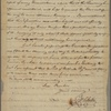 Letter to Brigadier-General James Clinton