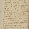 Letter to Colonel Josiah Smith, Moriches, N. Y