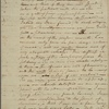 Letter to [Colonel John Laurens.]