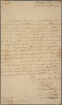 Letter to Brigadier-General Hand, Fort Pitt