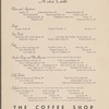 The Coffee Shop - La Guardia Field