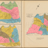 Summit, Double Page Plate [Map of school district map of the city of Summit, N.J. Union County, Ward and District map of the city of Summit, N.J. Union County, Key map of atlas of the city of Summit, N.J. Union County]