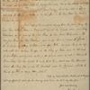 Letter to Major-General Gates [Berkeley County, Va.]