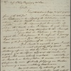 Letter to Messrs. Le Roy, Bayard; and McEvers