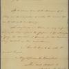Letter to the Supreme Executive Council [of Pennsylvania]