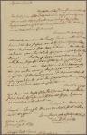 Letter to George Read, Philadelphia