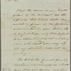 Letter to [Thomas Sim Lee, Governor of Maryland.]