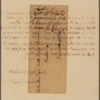 Letter to Doctor [Thomas] Dawson, President of William and Mary College, Va.