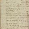 Letter to [Benjamin Harrison, Governor of Virginia.]