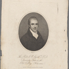 The Revd. J.P. Smith D.D. Divinity tutor in the Old College Homerton