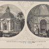 Mausoleum and mortuary chapel in memory of Assheton Smith, Esq., at Tedworth, Wilts