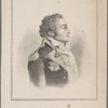 Sir Sidney Smith. Engraved from an original drawing. Gelr[?] 1820.