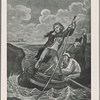 Sir Sydney Smith's escape from France. (A rare mezzotint, published June 18, 1798, by Laurie and Whittle, Fleet Street, London.)